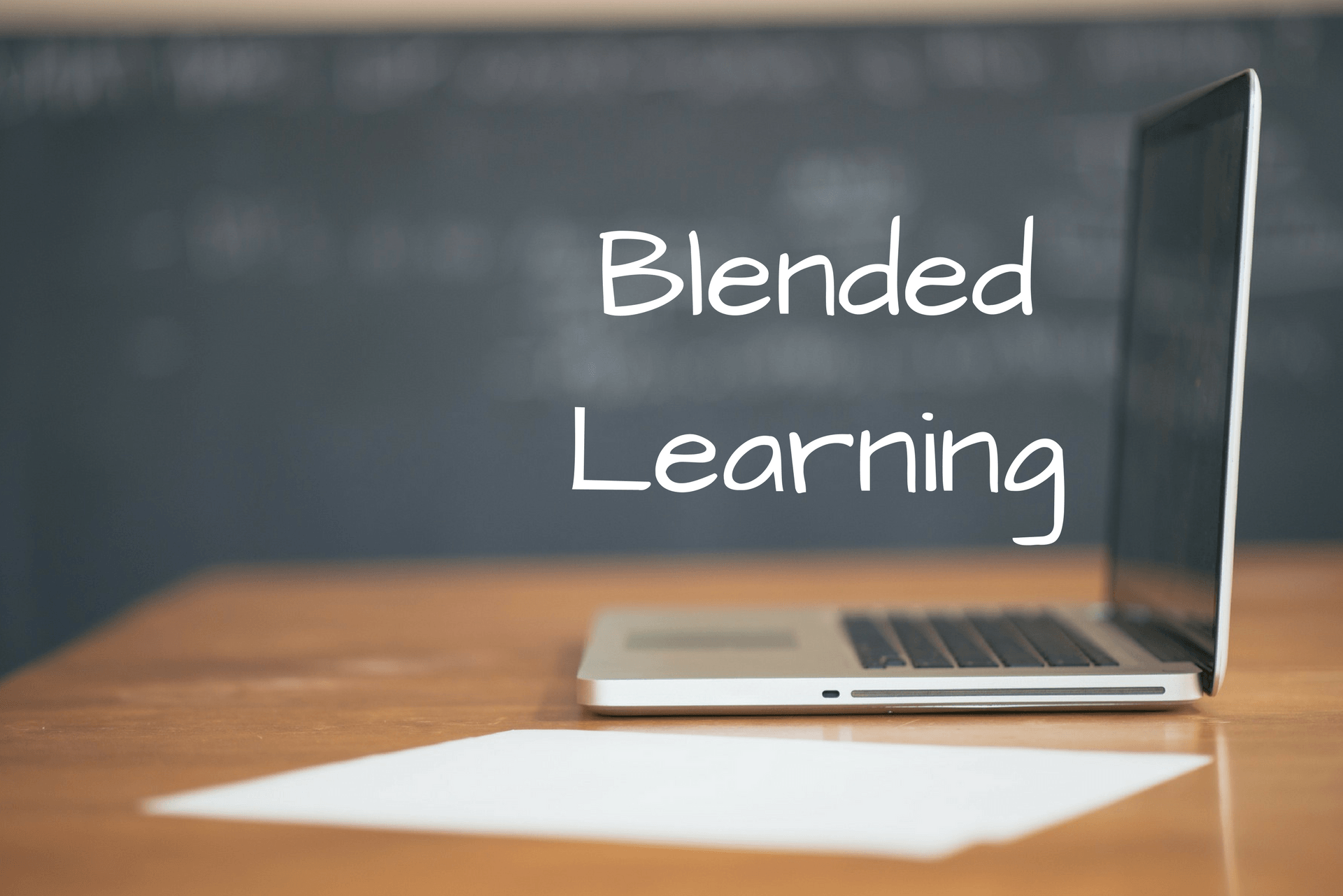 What is Blended Learning? and How to apply it?