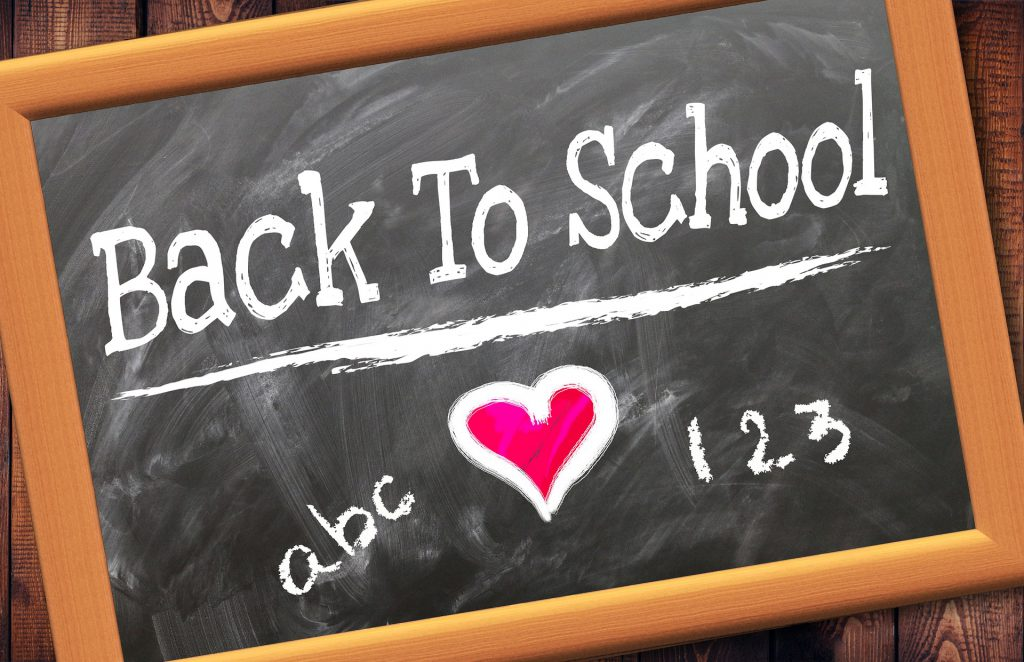 first day of school for teachers