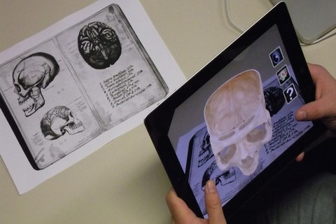 augmented reality educational technology