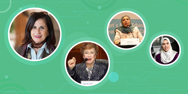 4 Women that Changed Education in Egypt