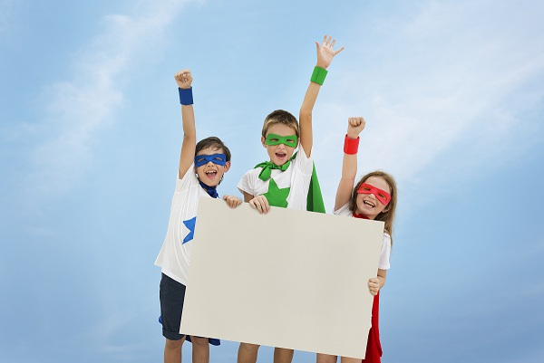 Superhero - classroom management strategies