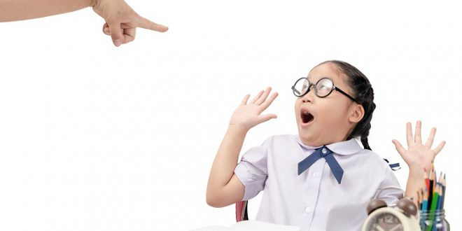 Classroom Management: To Punish or Not to Punish?