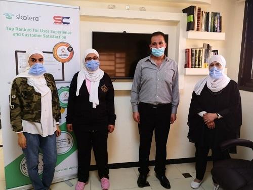skolera school management system is now in jordan - improve the education process - Geniuses Way School & kindergarten