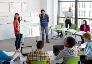 Strategies for active learning in online continuing education