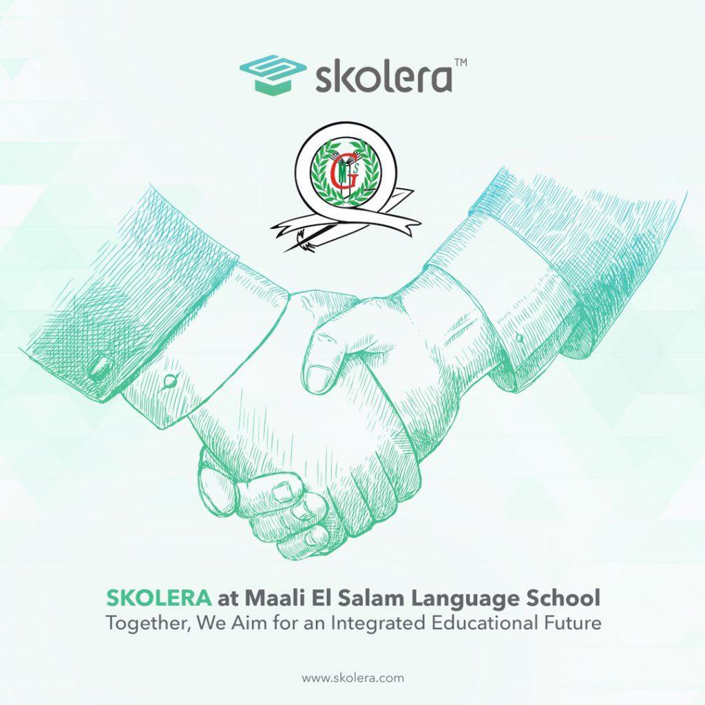 Skolera visits MSG